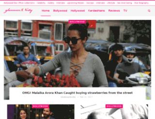 glamourincity.com screenshot