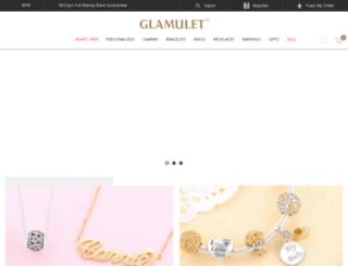 glamulet.my screenshot