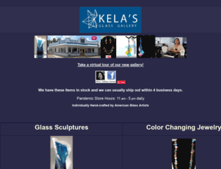 glass-art.com screenshot