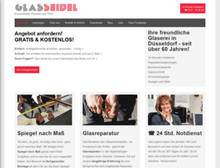 glasseibel.de screenshot