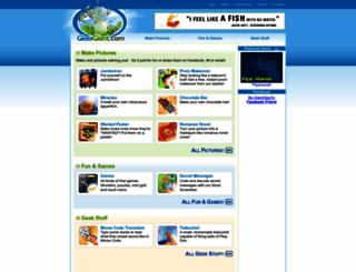 glassgiant.com screenshot