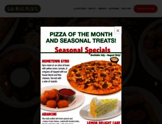 glassnickelpizza.com screenshot