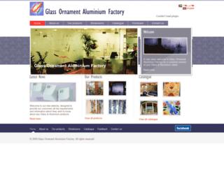 glassornament.net screenshot
