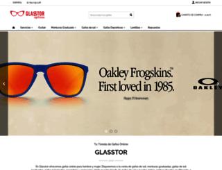 glasstor.com screenshot
