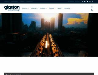 glaston.net screenshot