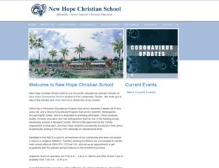 glcpreschool.org screenshot