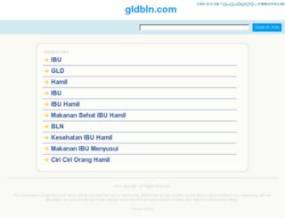 gldbln.com screenshot