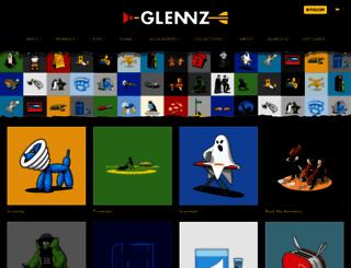 glennz.com screenshot
