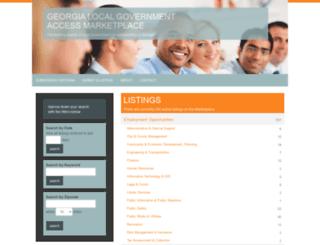 glga.org screenshot