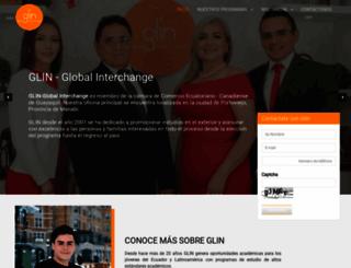 glin-ec.com screenshot