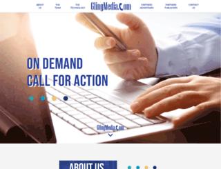 glingmedia.com screenshot