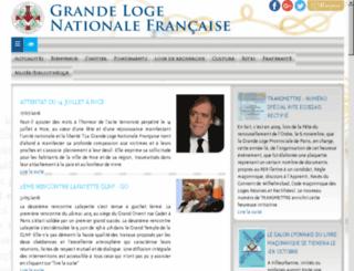 glnf.asso.fr screenshot