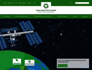 global-standard.org screenshot