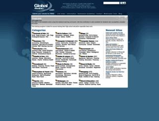global-weblinks.com screenshot