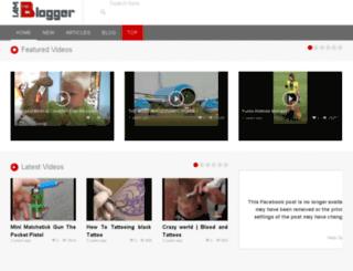 global.iam-blogger.net screenshot