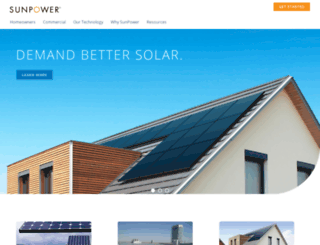 global.sunpowercorp.com screenshot