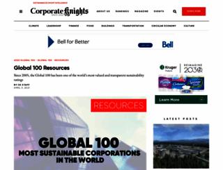 global100.org screenshot