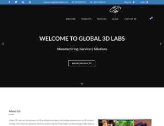 global3dlabs.com screenshot