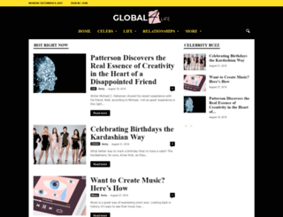 global4life.net screenshot