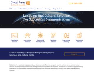 globalarena.com screenshot