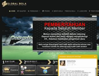 globalbola.com screenshot