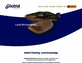 globalconstructionltd.com screenshot