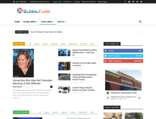 globalflare.com screenshot