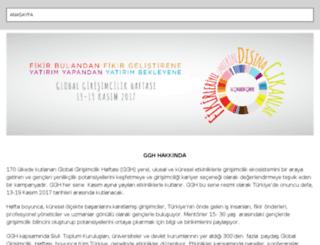 globalgirisimcilikhaftasi.com screenshot