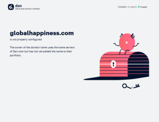 globalhappiness.com screenshot