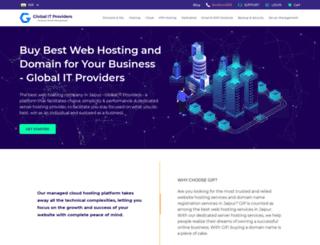 globalitproviders.com screenshot