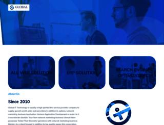 globalittechnology.com screenshot