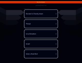 globaljihad.net screenshot