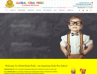 globalkidspride.com screenshot