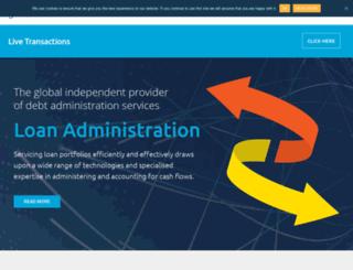 globalloanservices.com screenshot