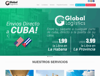 globallog.us screenshot