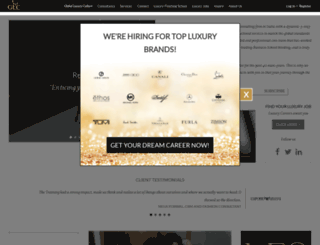 globalluxuryculture.com screenshot