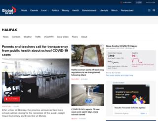 globalmaritimes.com screenshot