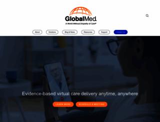 globalmed.com screenshot