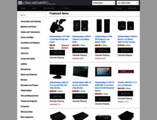 globalmediapro.com screenshot