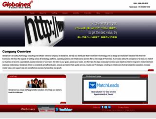 globalnest.com screenshot