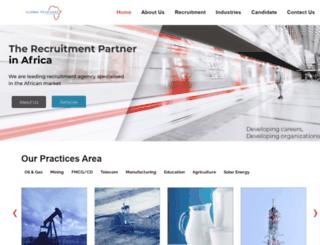 globalprofilers.com screenshot