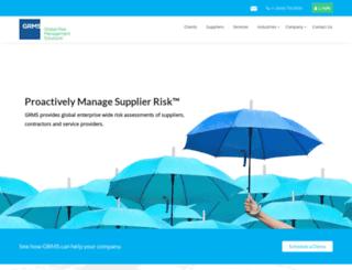 globalrms.com screenshot