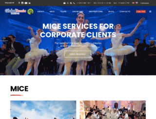 globalrussia.com screenshot