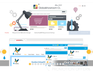globalshowroom.com screenshot
