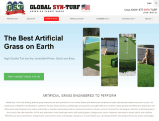 globalsynturf.com screenshot