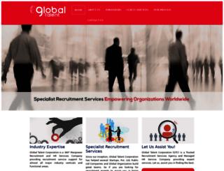 globaltalentcorner.com screenshot