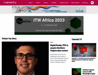 globaltelecomsbusiness.com screenshot