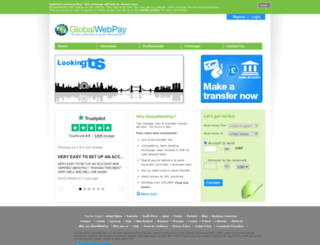 globalwebpay.com screenshot