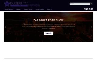 globbtv.com screenshot