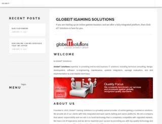 globeit.in screenshot